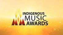 2019 Indigenous Music Awards - Mezz Rush Seating