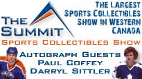 The Summit Sports Collectibles Show