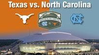 Texas V North Carolina Basketball
