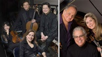 Friends of Chamber: Kalichstein-Laredo-Robinson Trio & Miami Quartet