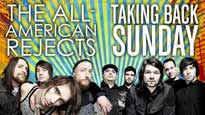 The All-American Rejects & Taking Back Sunday