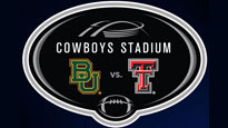 Baylor V Texas Tech