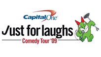 Capital One Just for Laughs Comedy Tour