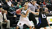 North Dakota Fighting Sioux Womens Basketball
