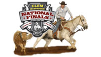 Clem McSpadden National Finals Steer Roping