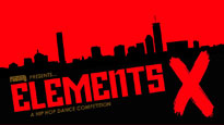 Elements X Hip Hop Dance Competion