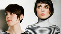 Tegan and Sara 2 Show Package At Massey Hall & Kool Haus