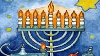 Chanukah Celebration with Eleanor Reissa, Margot Leverett