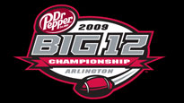 Dr Pepper BIG 12 Football Championship