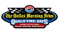 Dallas Morning News Sprint Cup Qualifying Day