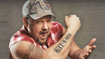 Larry the Cable Guy at Mystic Lake Showroom