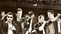 New Kids on the Block at Mohegan Sun Arena-CT