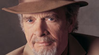 Merle Haggard at Lubbock Civic Center Theatre