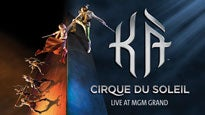Cirque du Soleil: KA at MGM Grand KA