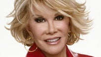 Joan Rivers at Wilbur Theatre