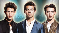 Jonas Brothers at Raleigh Amphitheatre and Festival Site