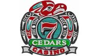 Hotels near 7 Cedars Casino