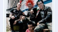 The Casualties at Marquis Theatre-CO