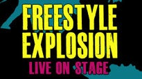 Freestyle Explosion at Gibson Amphitheatre
