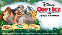 Disney On Ice : 3 Jungle Adventures