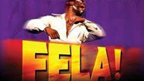 Fela! at Paramount Theatre-Washington