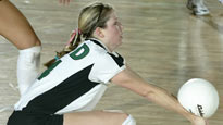 North Dakota Fighting Sioux Womens Volleyball