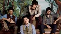 Mumford & Sons at Mardi Gras World