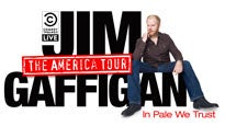 Jim Gaffigan at Paramount Theatre-Washington