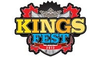 Kingsfest at Kings Dominion - Kingswood Amphitheatre