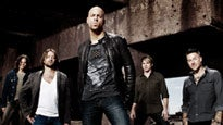 Daughtry at Raleigh Amphitheatre and Festival Site