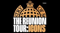 Ministry Of Sound Events Australia Presents The Reunion Tour: Icons