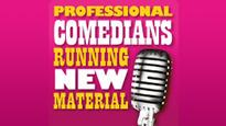 Professional Comedians New Material At The Comic's Lounge