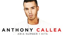 Anthony Callea - ARIA #1 Hits In Concert