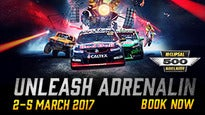 Clipsal 500 - Pit Straight Grandstand Single Day Pass - Thursday