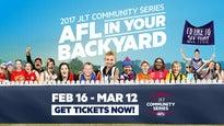 2017 JLT Community Series - GWS GIANTS v Sydney Swans