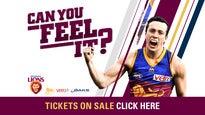Brisbane Lions v Hawthorn - The Upper Deck