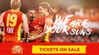 Gold Coast SUNS v GWS GIANTS - Club/AFL Members