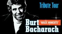 Burt Bacharach Tribute Show