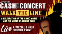 Johnny Cash the Concert - 'Walk the Line Tour'