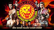 New Japan Pro Wrestling Perth