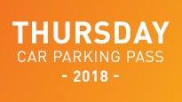 Sanctuary Cove International Boat Show - Thursday Car Parking Pass