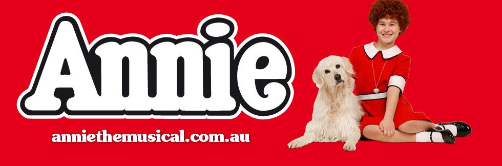 Annie The Musical Tickets Premium Packages Group