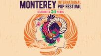 Monterey International Pop Festival Celebrates 50 Years - 3 Day Pass