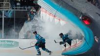 San Jose Sharks vs. Montreal Canadiens