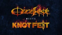 Ozzfest Meets Knotfest - 2 Day Festival Pass Sat Nov 4 & Sun Nov 5