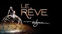 Le Reve At Wynn Las Vegas