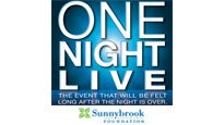 Ticketmaster Presale code for One Night Live