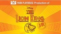 The Park Playhouse Kids Production Of Disney's The Lion King Jr.