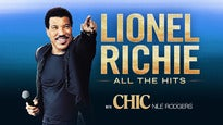 Lionel Richie + Chic Featuring Nile Rodgers