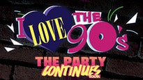 I Love the 90's - The Party Continues Tour